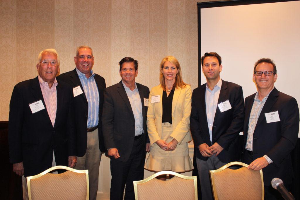 NEFBC panelists